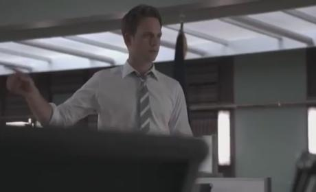 Suits Clip: A Question for Mike