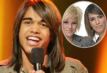 TV Guide Pals … and Sanjaya