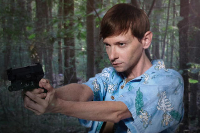 DJ Qualls as Citizen Z/Simon Cruller