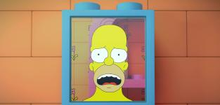 The Simpsons LEGO Episode Promo