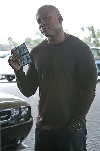Agent Hanna, NCIS LA