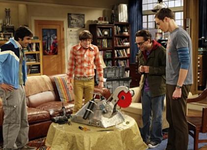 Watch The Big Bang Theory Season 2 Episode 12 Online