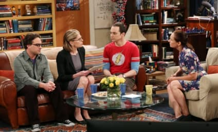 The Big Bang Theory Season 8 Episode 23 Review: The Maternal Combustion