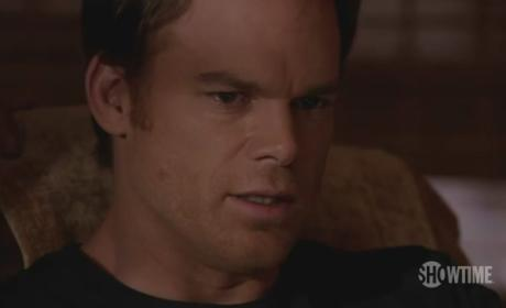 Dexter Season Finale Clip - I Don't Want to Run