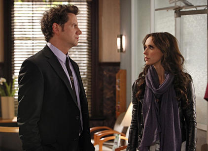 Watch The Ghost Whisperer Season 5 Episode 13 Online