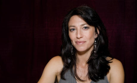 Claudia Black Cast as Yoga Instructor on 90210