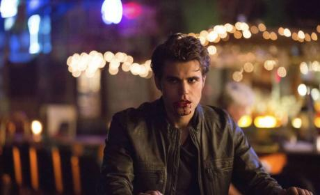 Vampire Diaries First Look: Tess! Olga! Starving Stefan!