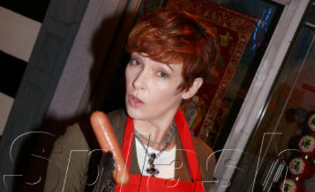 Carolyn Hennesy is a Hot Dog Helper