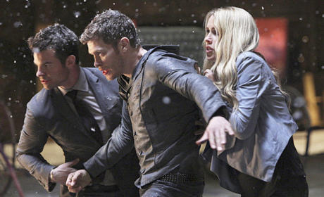 Claire Holt Previews Rebekah's Originals Return, Season 2 Finale