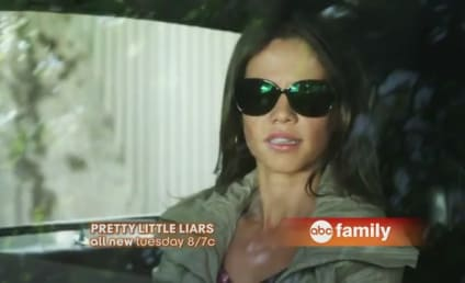 "Pretty Little Liars Sneak Previews: ""Save the Date"""