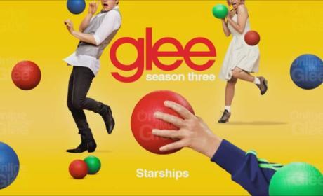 Glee Cast - Starships