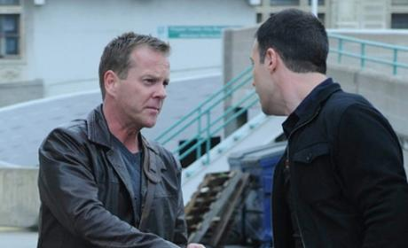 Kiefer Sutherland Confirms Cancelation of 24