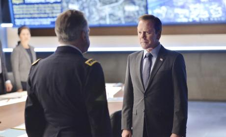 "Designated Survivor Photos from ""The Enemy"""