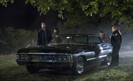 At the Clearing - Supernatural Season 10 Episode 8