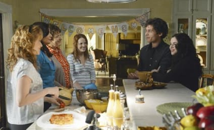 Switched at Birth Review: The Fabric of Us