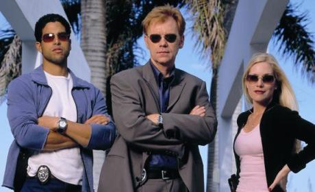 CBS Renews CSI: NY, Cancels CSI: Miami