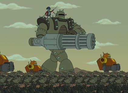 Watch Futurama Season 9 Episode 3 Online