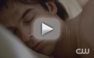 The Vampire Diaries 'We'll Always Have Bourbon Street' Clip - Delena in Bed