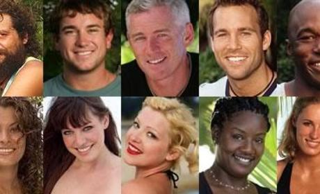 Cast for Survivor: Heroes vs. Villains Revealed