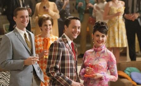 Mad Men Season 5 Premiere Pic