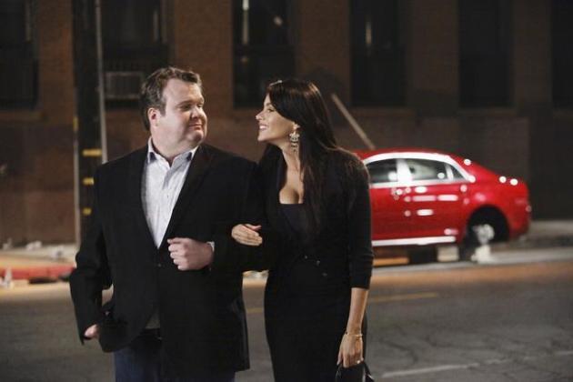 Cameron and Gloria