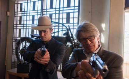 Justified Review: Greed and Betrayal