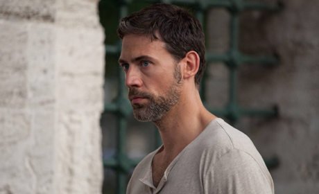 Adam Rayner as Barry - Tyrant