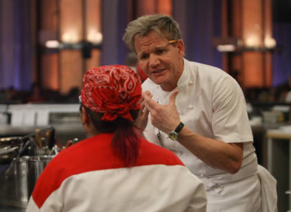 Watch Hell's Kitchen Season 12 Episode 4 Online