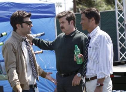 Watch Parks and Recreation Season 2 Episode 23 Online