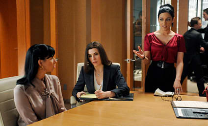 "The Good Wife Review: ""Getting Off"""