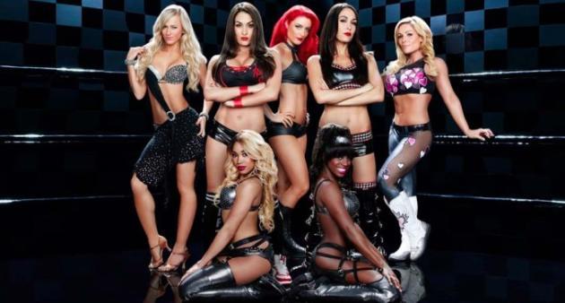 Total Divas Cast Photo