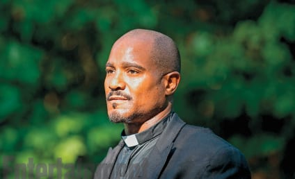 Seth Gilliam on The Walking Dead: First Look!