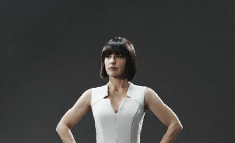 Constance Zimmer as Rosalind Price - Agents of S.H.I.E.L.D.
