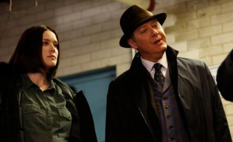 Watch The Blacklist Online: Season 3 Episode 14