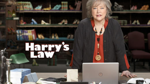 Harry's Law Logo