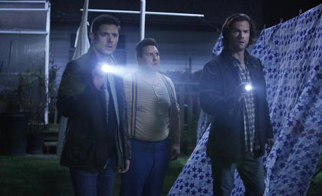Supernatural Season 11 Episode 8 Review: Just My Imagination