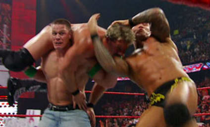 WWE Raw Results: 8/10/09
