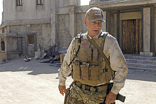 Gibbs in Afghanistan