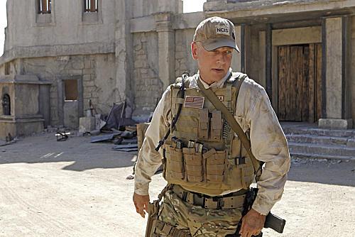Gibbs in Afghanistan