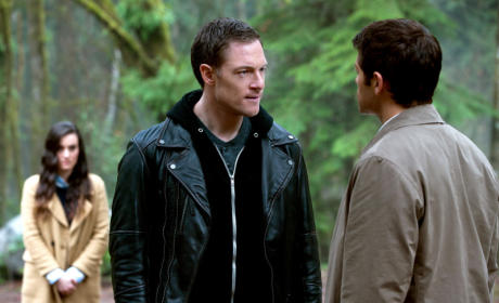 Do you trust Gadreel to help Castiel?