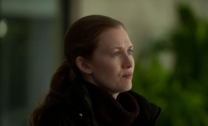 The Killing Review: Conspiracy Theories