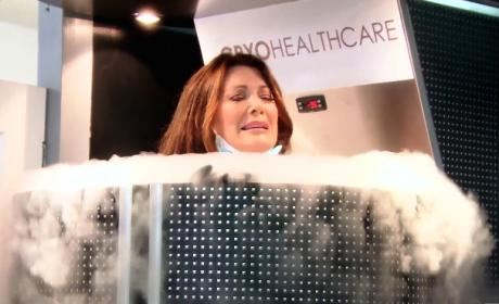 Cryotherapy - The Real Housewives of Beverly Hills