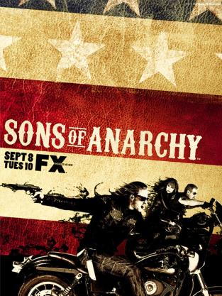 Season Two Sons of Anarchy Poster