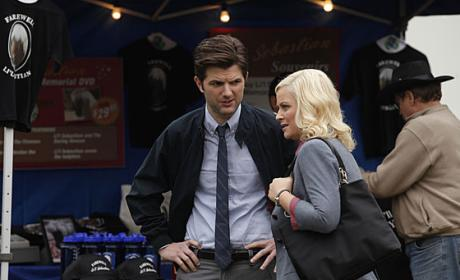 Parks and Recreation Season Finale Review: R.I.P. Li'l Sebastian