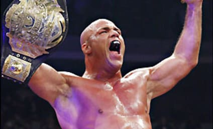 Kurt Angle: Returning to the WWE?