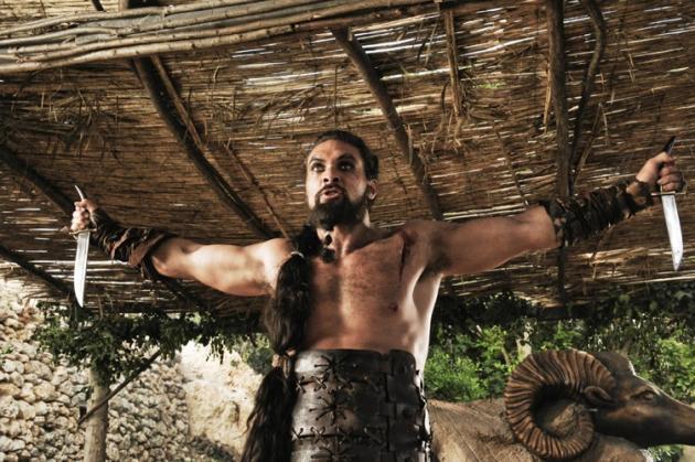 Khal Drogo Photo
