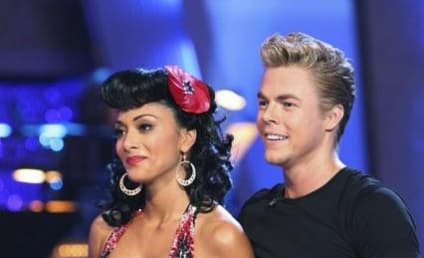 Dancing with the Stars Review: Week Eight