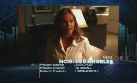 NCIS 'Thirst' Promo