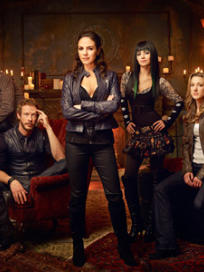 Lost girl cast pic
