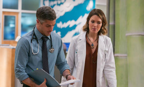 Red Band Society Season 1 Episode 6 Review: Ergo Ergo